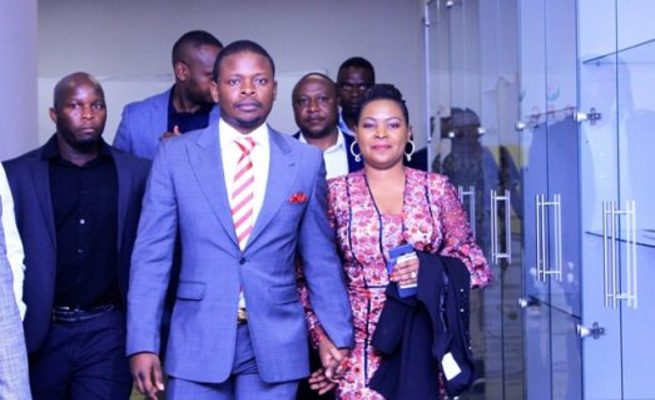 JUST IN: Prophet Bushiri and his wife Mary trick South African government and Flee to Malawi