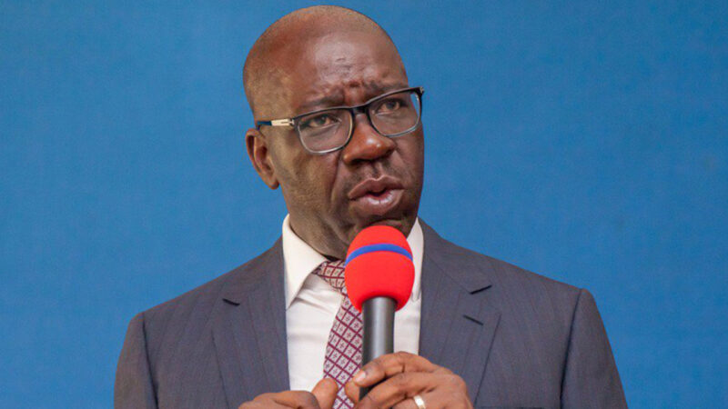 Obaseki extends health, life insurance to Special Constables as 877 graduate from Police training school