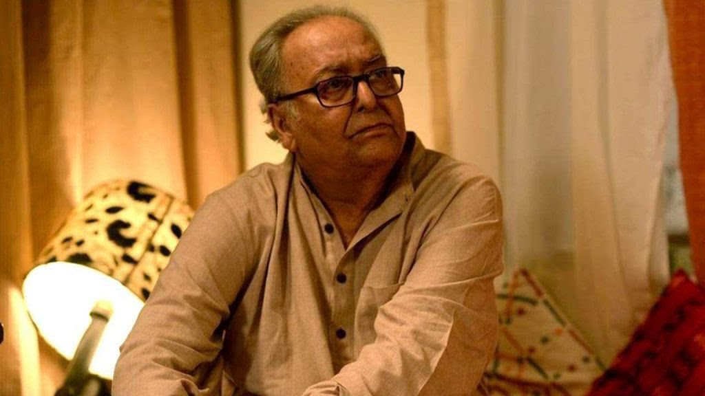 indian actor soumitra chatterjee is dead