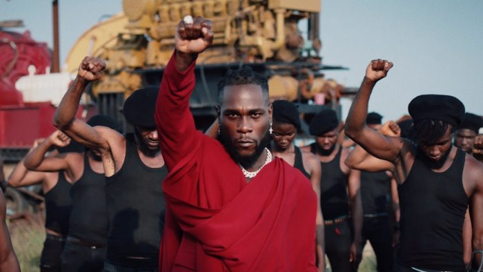 lekki shooting the dead will disturb you burna boy tells buhari sanwo olu army in new song
