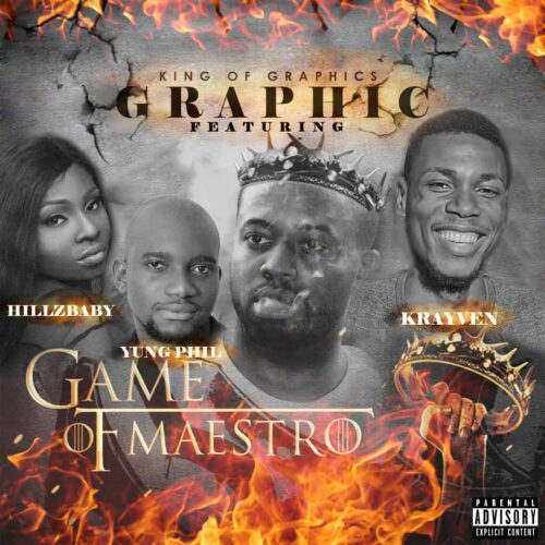 Maestro ft. Hillzbaby x Yung Phil & Krayven – Graphic (Official Music Video)