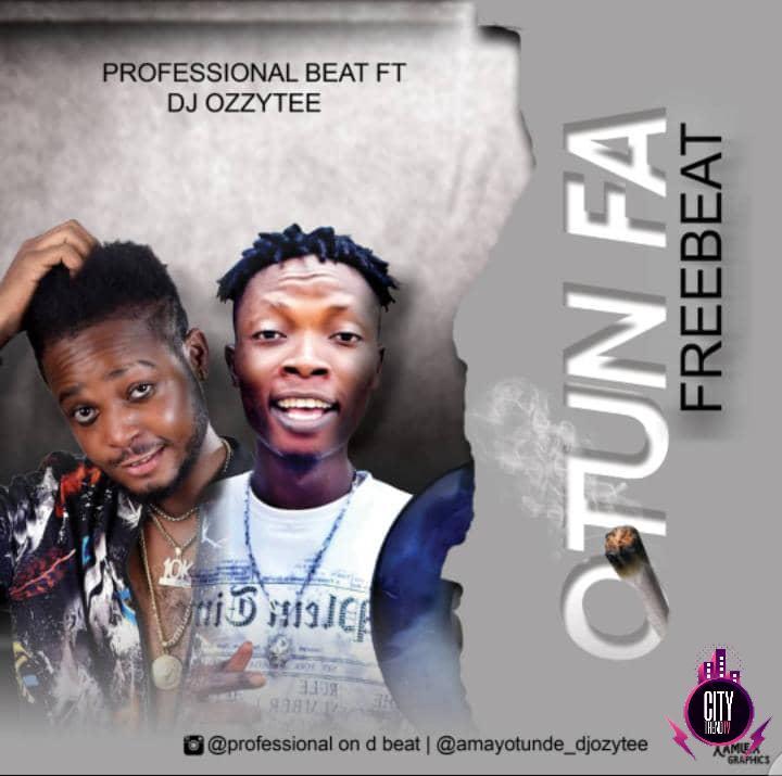 Professional Beat ft. DJ Ozzytee — Otun Fa Freebeat