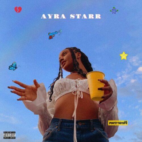 MP3: Ayra Starr – Sare