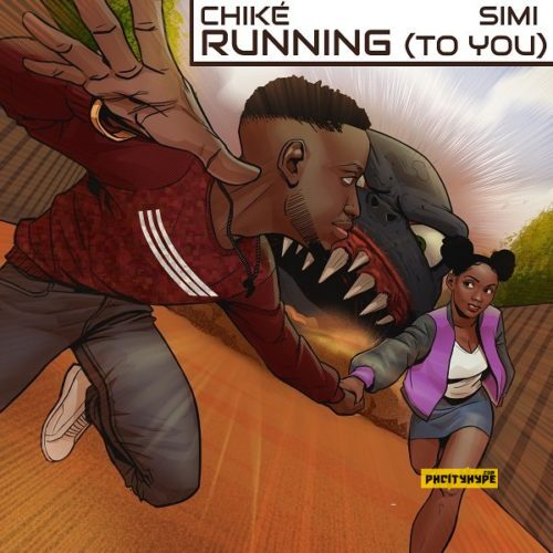 MP3: Chike – Running (To You) ft Simi