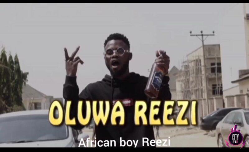 Oluwa Reezi – Eruku (Ghetto Viral Video)