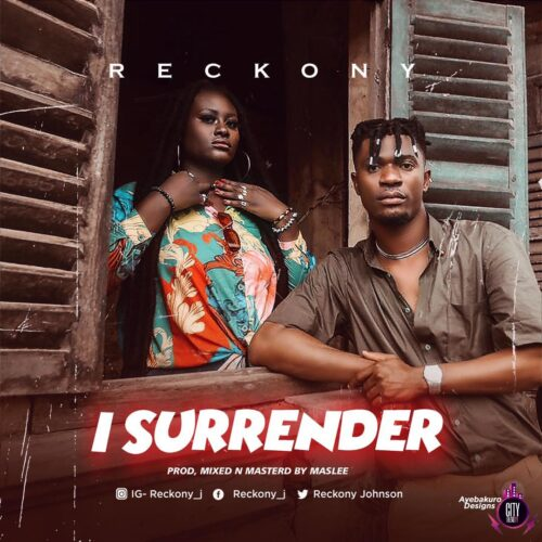Reckony – Surrender (Official music Video)