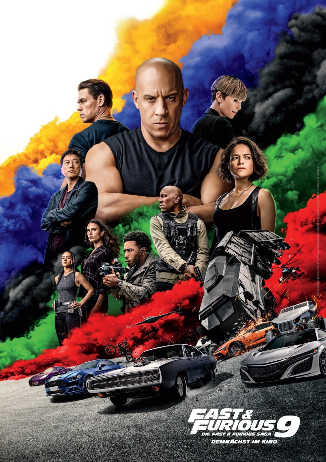 full movie fast furious 9 2021