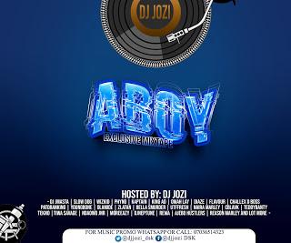 mp3 dj jozi aboy exclusive mixtape ft dj jmasta