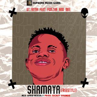mp3 utfresh shamaya freestyleshamaya freestyle ft frewzha x ibee