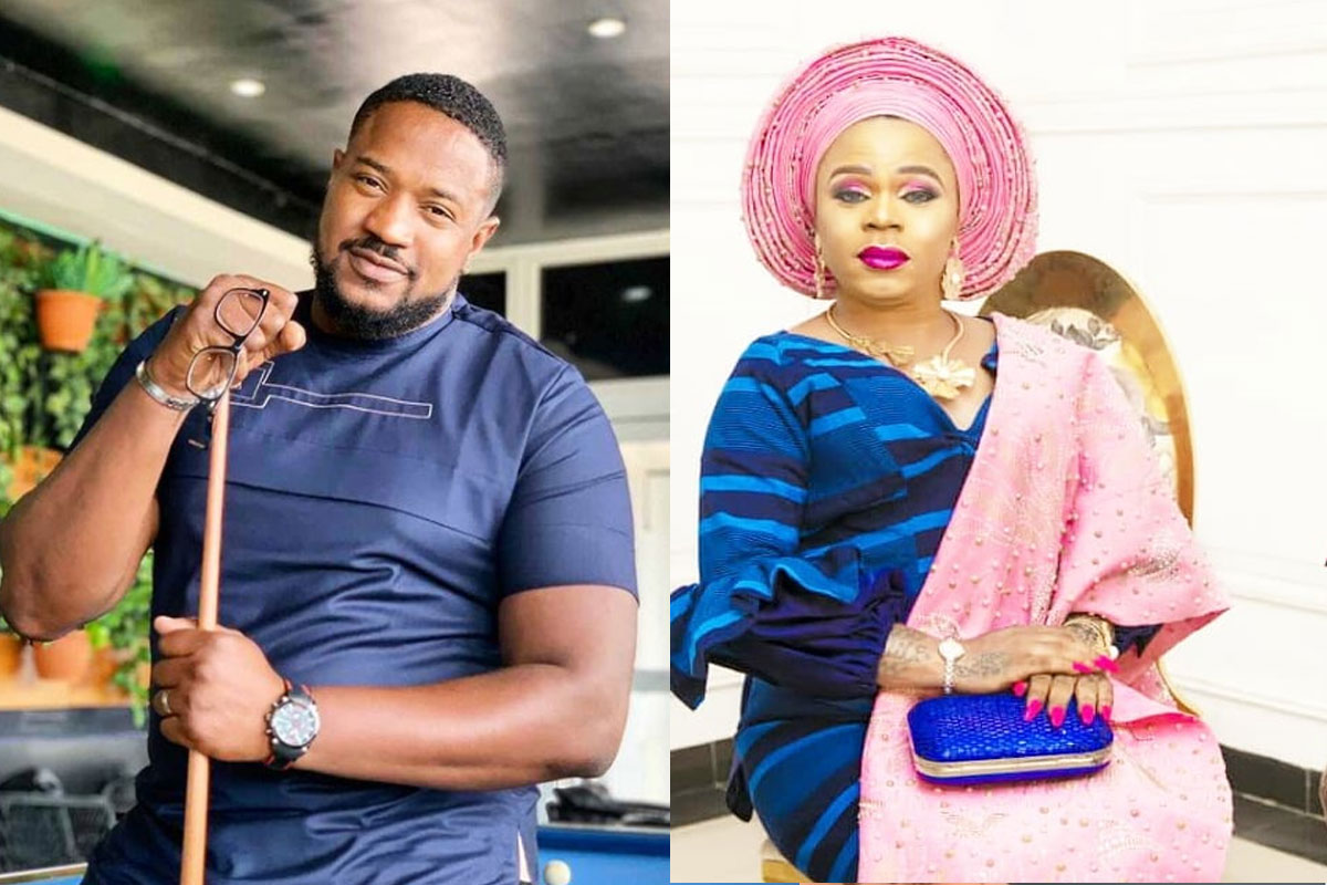 actor mofe duncan reacts after being called out by crossdresser michelle page over alleged debts