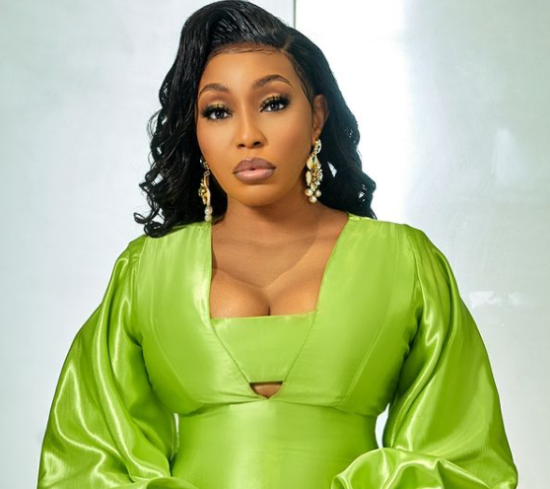 actress rita dominic expresses concern about the current state of nigeria