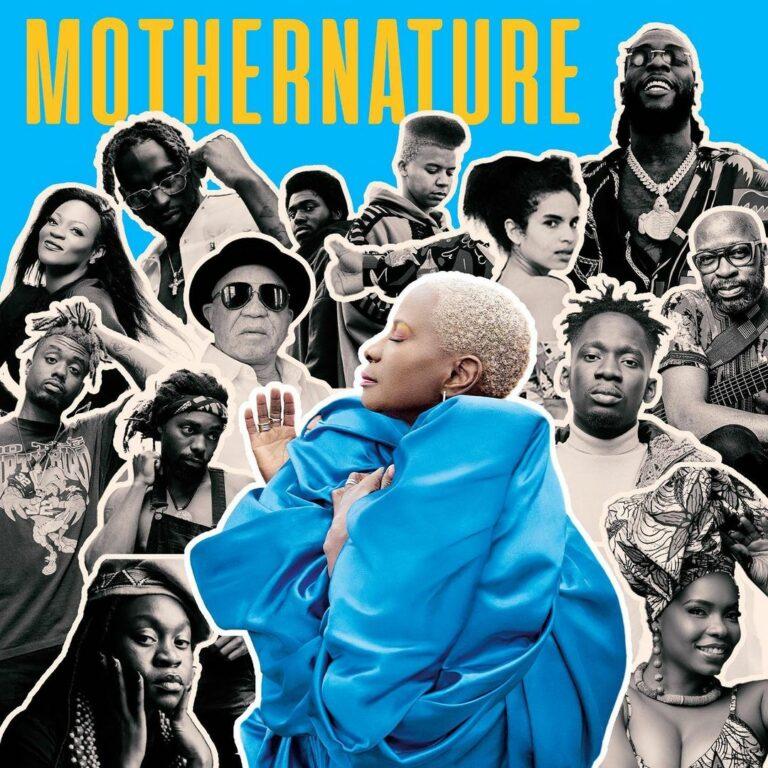 angelique kidjo features burna boy mr eazi yemi alade in mother nature album