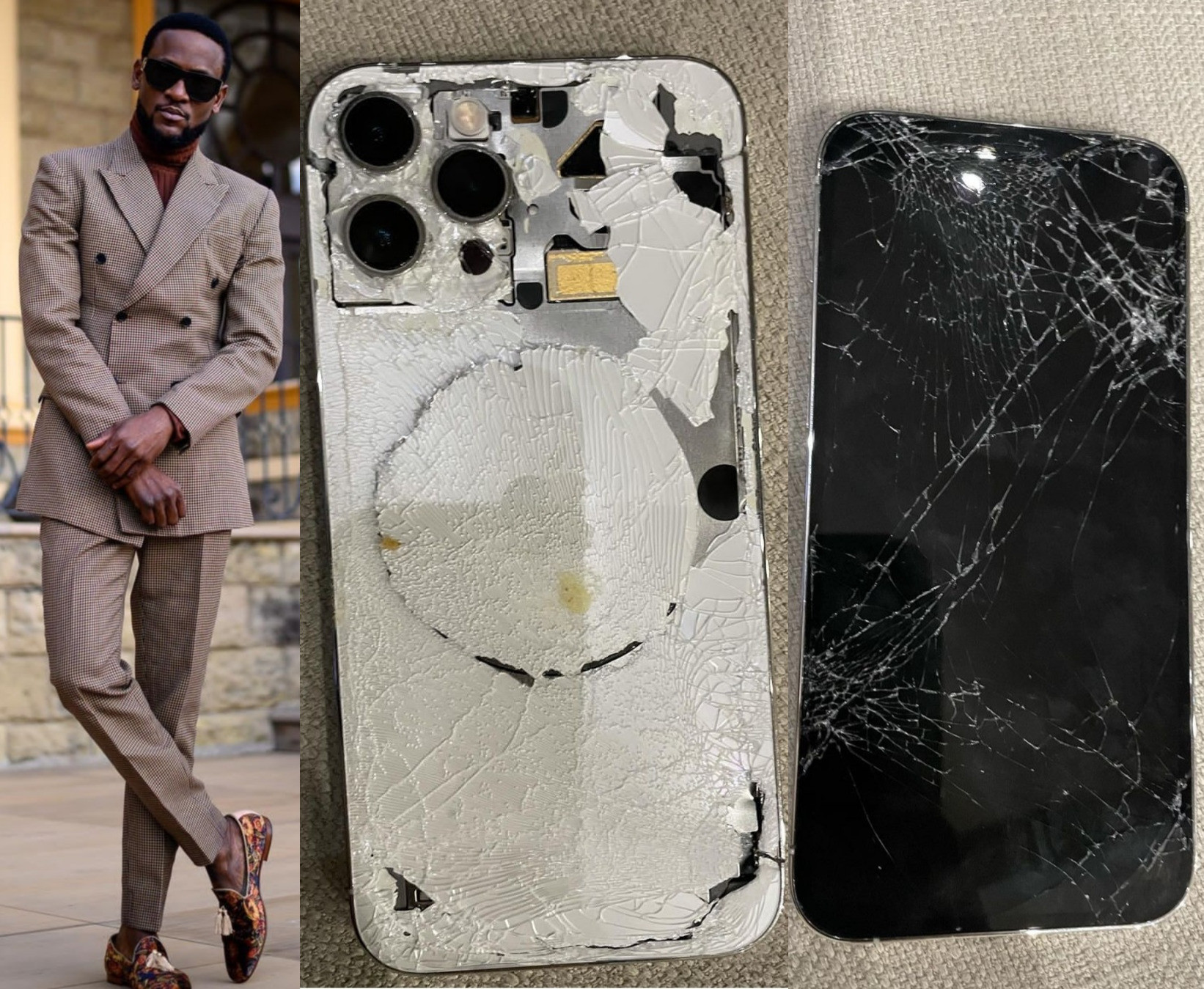 bbnaija star omashola recounts how he saved himself during robbery incident by gun wielding men 1