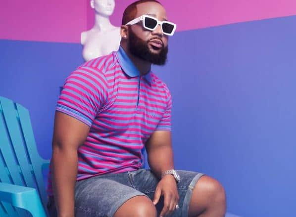 cassper nyovest brags as siyathandana tops number one in the country