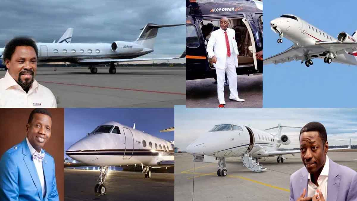 prophet tb joshuas net worth revealed he was 3rd richest pastor owned a 60 million private jet