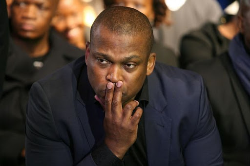 robert marawa on being diagnosed with covid 19