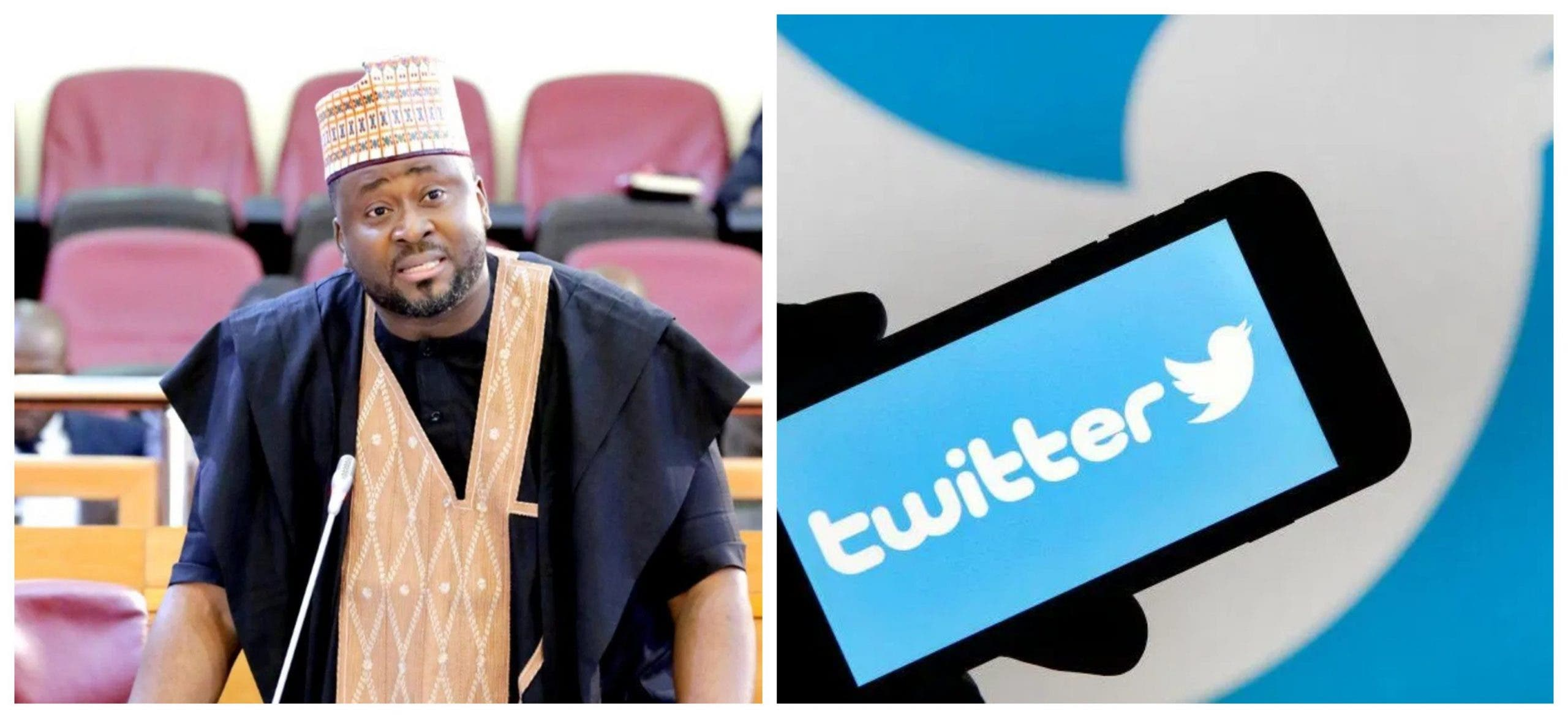 twitter ban is a violation of our human rights desmond elliot